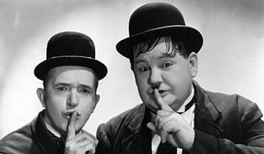 Tommy Laurel and Hardy